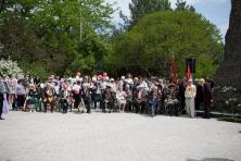 Митинг 9 мая 2012 года