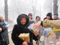 Розыгрыш призов акции 28.12.12