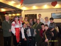 <b>Праздник весны для Фонда учителей-пенсионеров 2011</b>