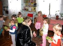 Подарки на Новый год детям Докучаевска от ЭЛИТ +