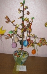 Великоднє дерево