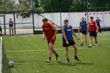 Футбольный матч команды ПОКУПАТЕЛЕЙ И ЭЛИТ+