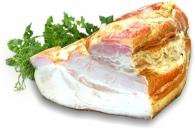Свиная грудинка  в/к вес.