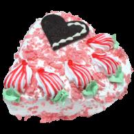 Торт Осколок сердца